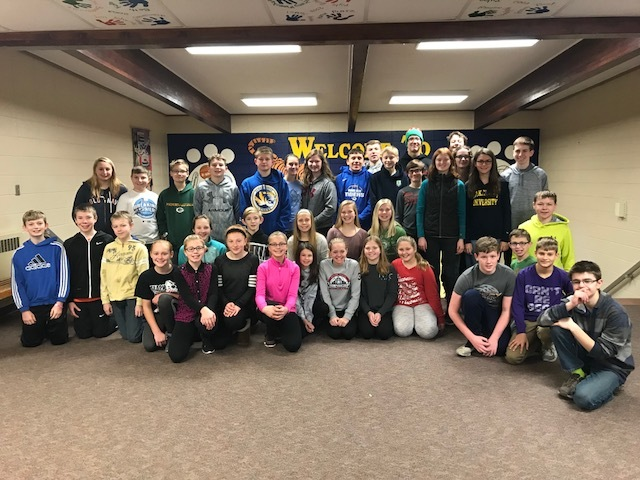 HGMS Students Compete in the Lakeland University Math Meet