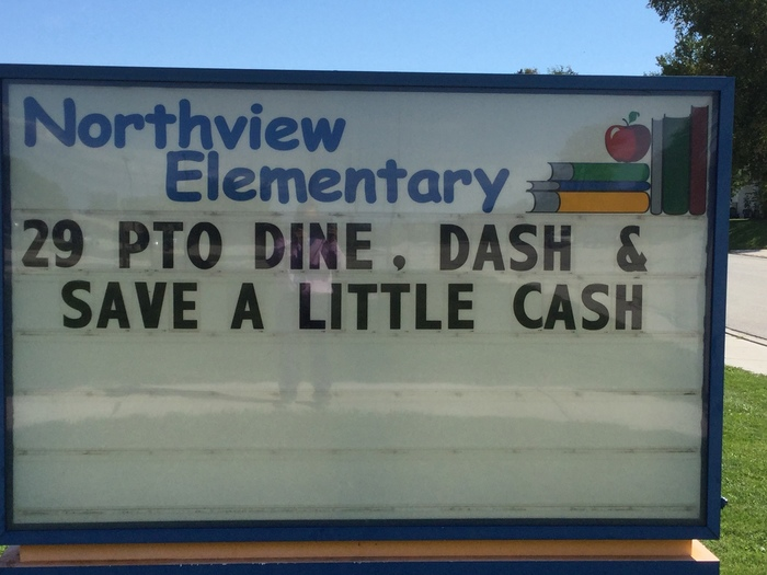 Dine, Dash, & Save a little cash!