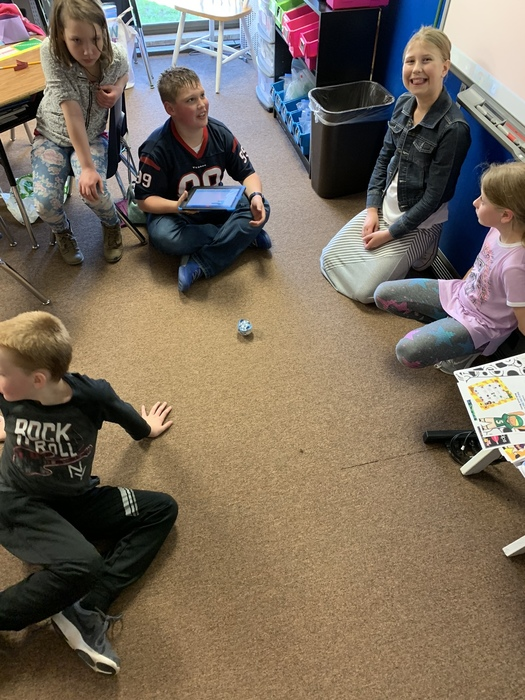 Coding with Sphero in the classroom