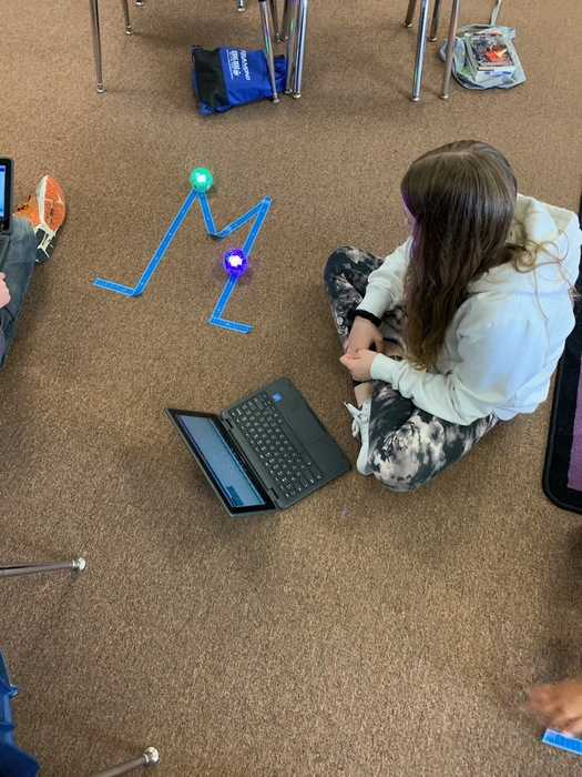 Using Chromebooks with Sphero